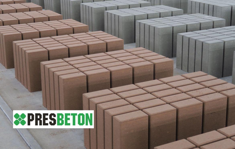 Jak vzniká betonová dlažba a další výrobky? | VIDEO