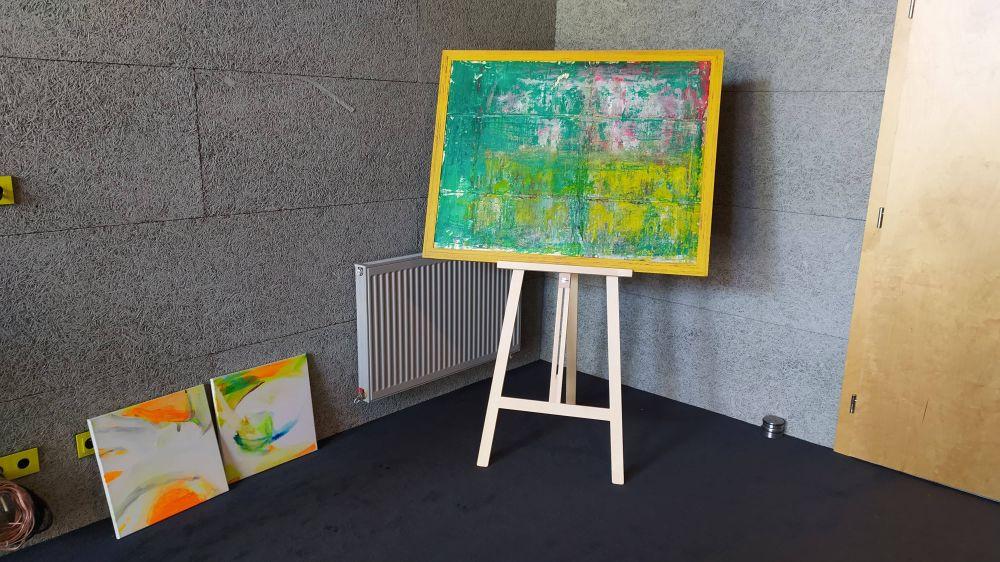 Dobročinná vernisáž na Kaštanové - Galerie Ratolest slide 5
