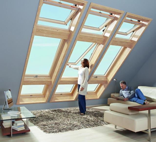 Mycí poloha střešních oken - jak na to? slide 2