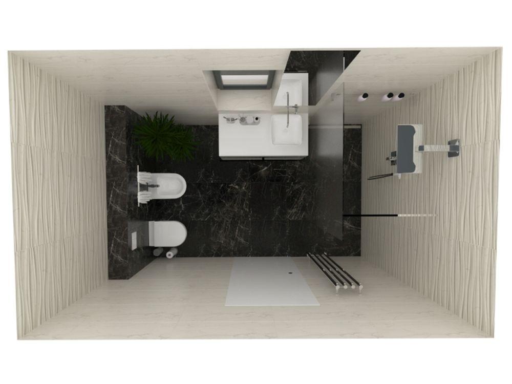 Řešení malé koupelny - 5 žhavých tipů pro vás slide 5