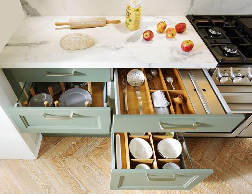3 tipy pro řešení malé moderní kuchyně slide 22
