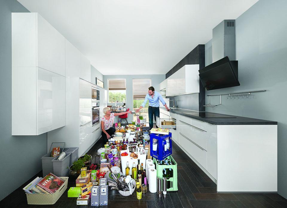 3 tipy pro řešení malé moderní kuchyně slide 2