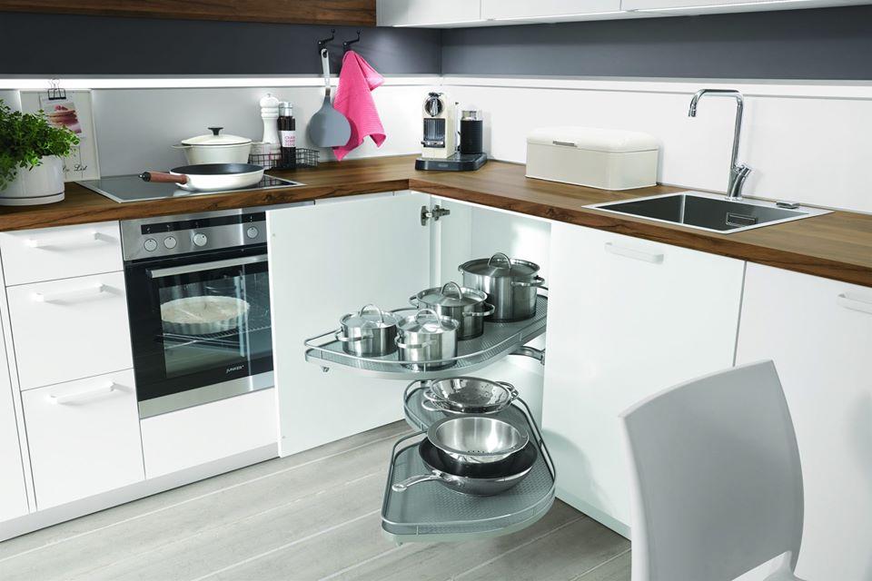 3 tipy pro řešení malé moderní kuchyně slide 1