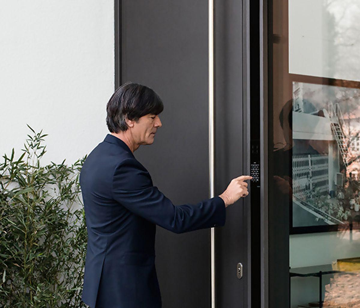 Vchodové dveře a jejich možnosti zabezpečení slide 4