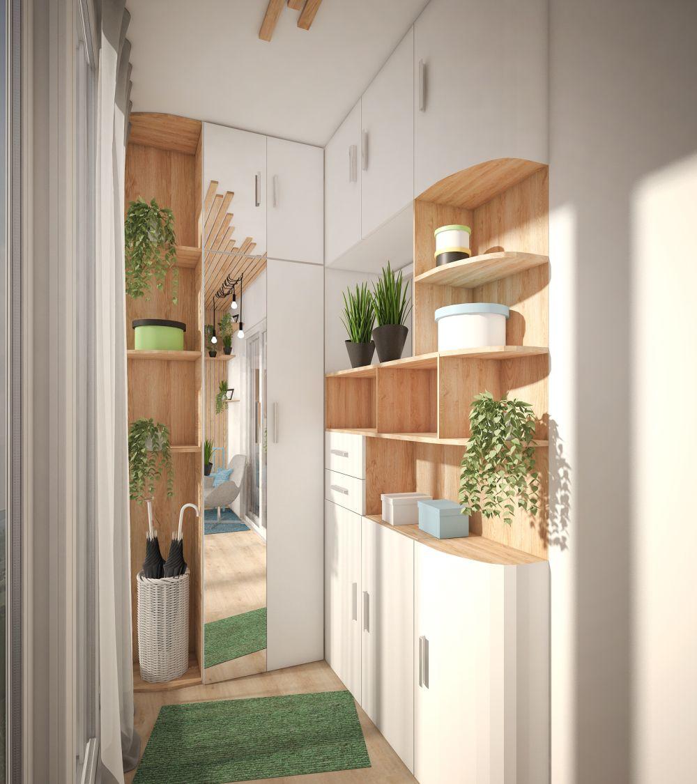 Desatero pravidel při zařizování malého bytu slide 1