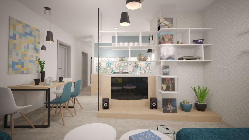 Desatero pravidel při zařizování malého bytu slide 6