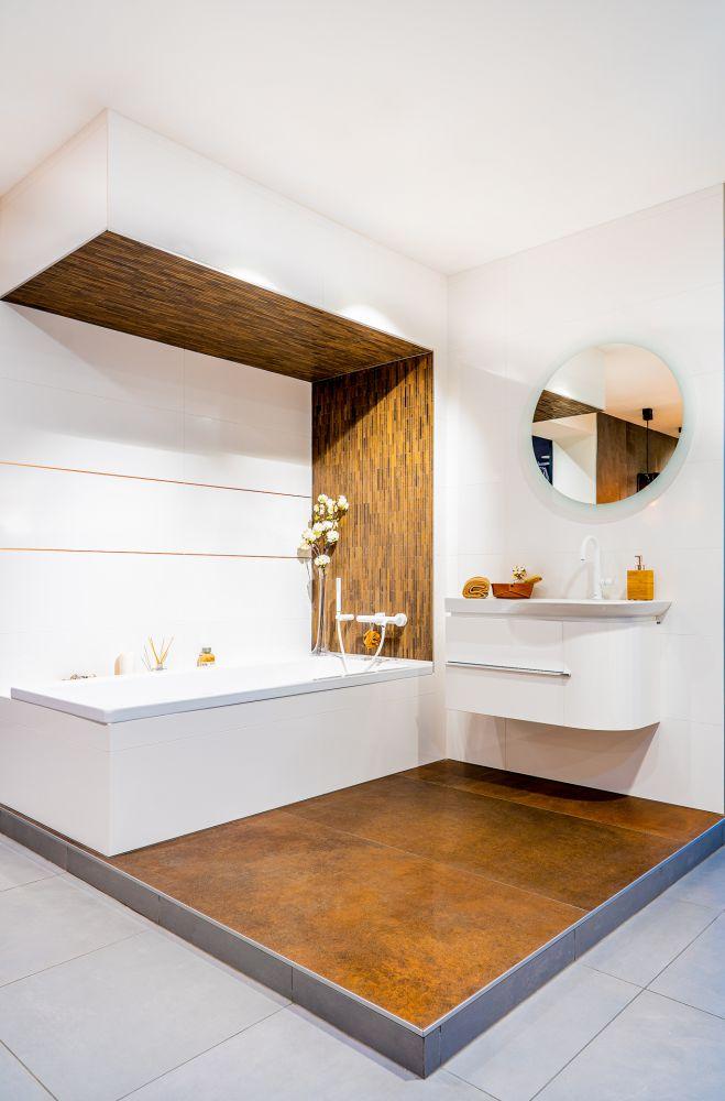 Koupelnové studio Keraservis a jejich dokonalé koupelny slide 4