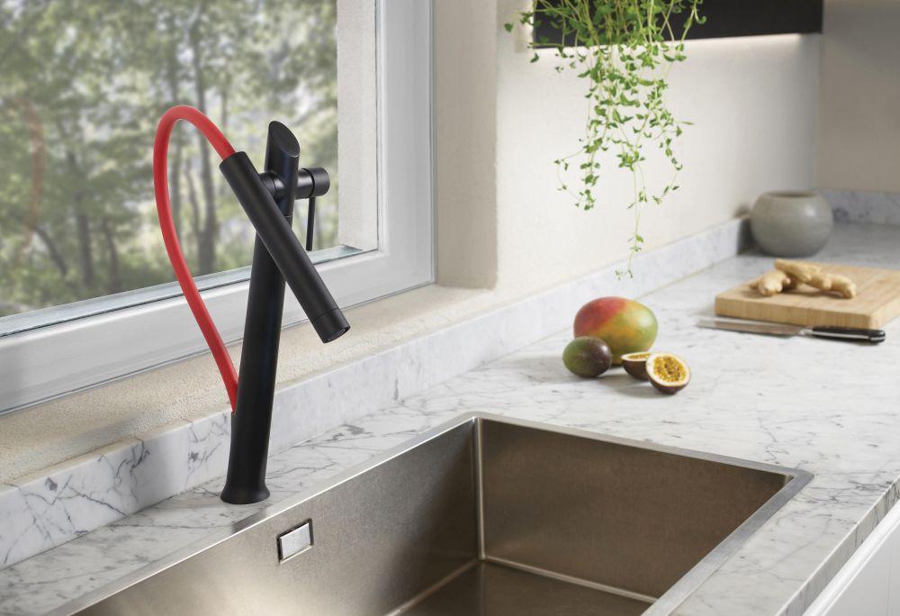 Jak vybrat dřezovou baterii pro vaši kuchyni? slide 0
