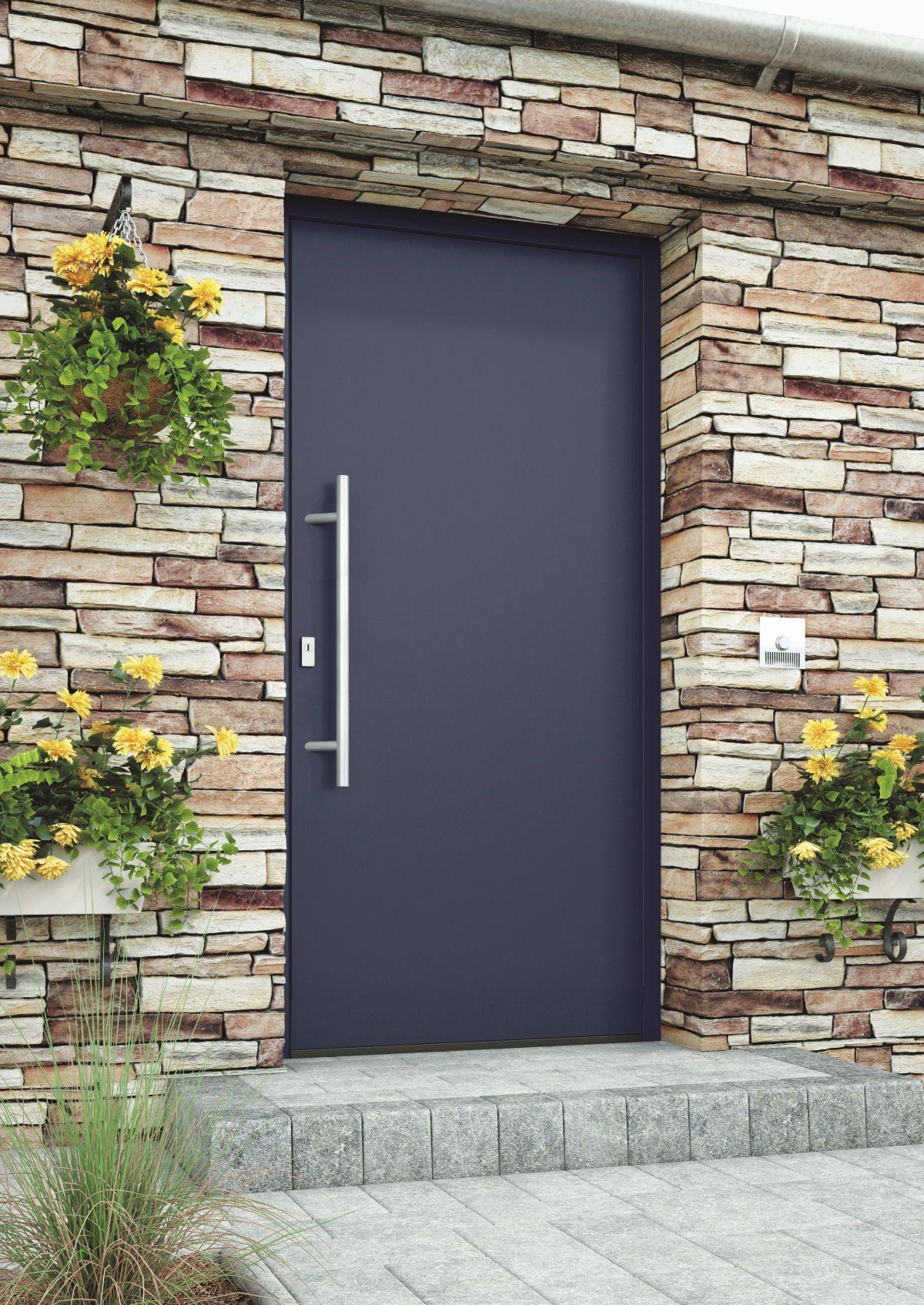 Vchodové dveře a jejich možnosti zabezpečení slide 1