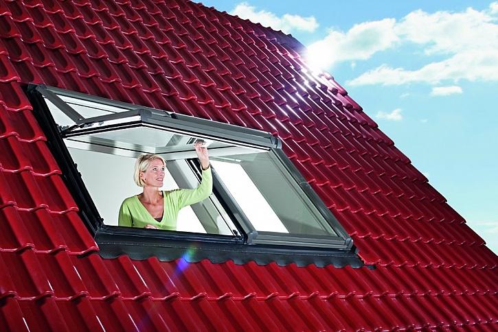 Mycí poloha střešních oken - jak na to? slide 4