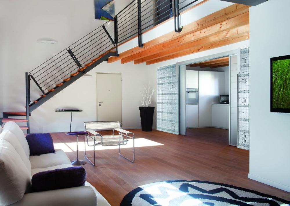 Eclisse přináší pouzdra posuvných dveří na Kaštanovou slide 1