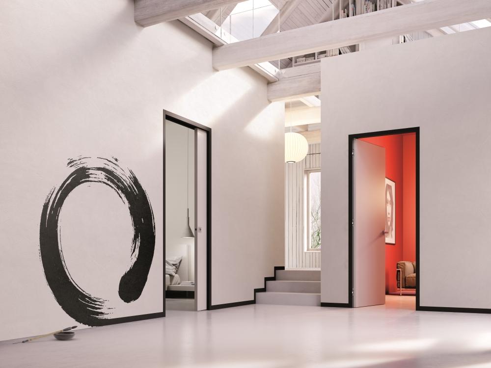 Eclisse přináší pouzdra posuvných dveří na Kaštanovou slide 5