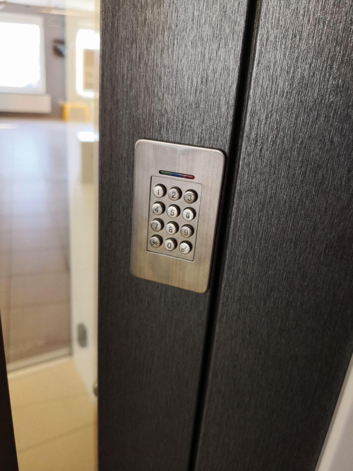 Vchodové dveře a jejich možnosti zabezpečení slide 2