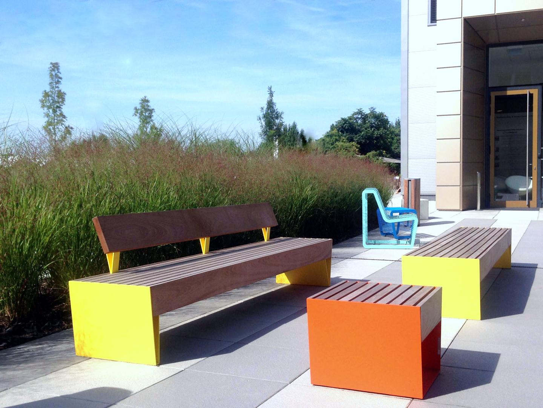 Kvalitní městský mobiliář slide 0