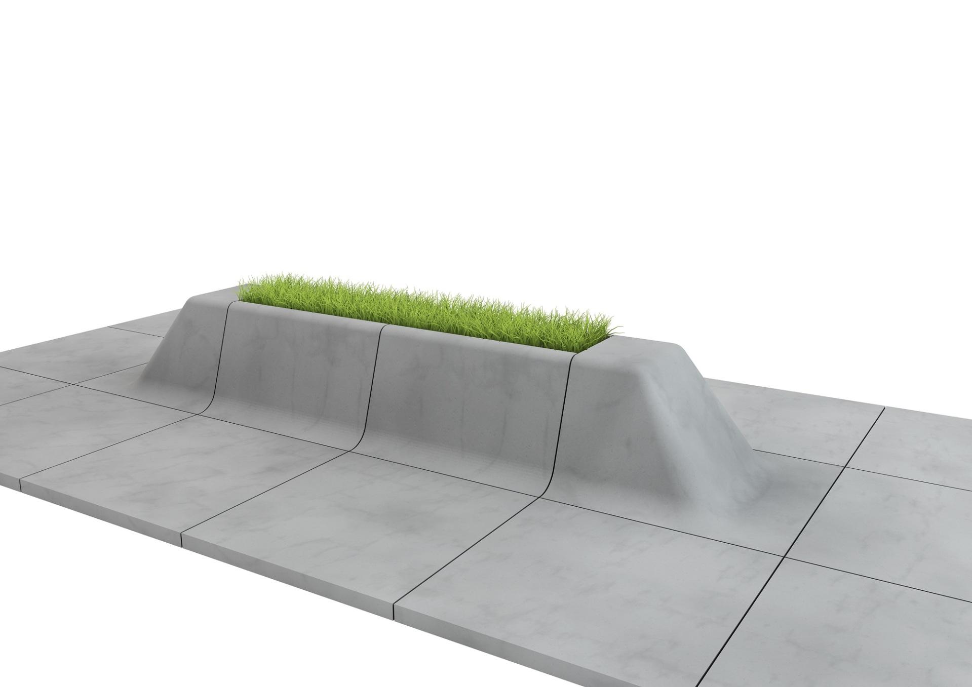 Městský mobiliář a dlažba slide 0