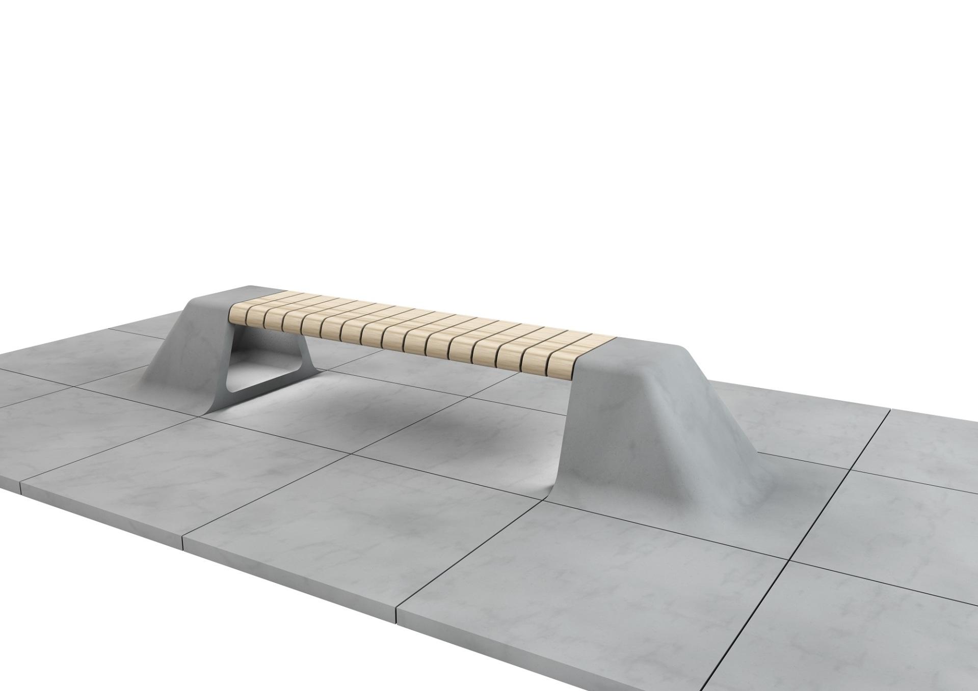 Městský mobiliář a dlažba slide 1