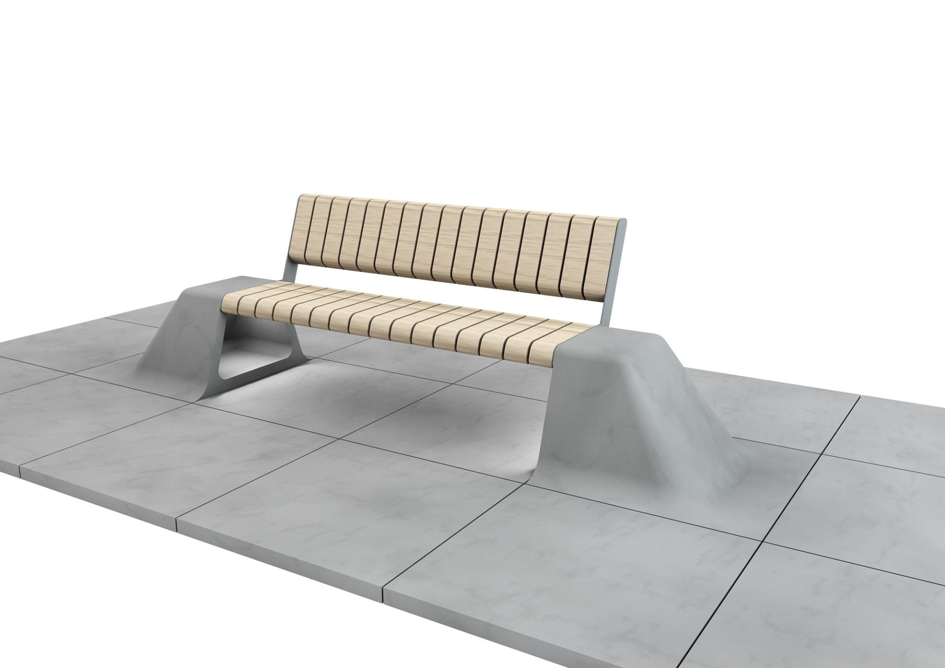 Městský mobiliář a dlažba slide 2