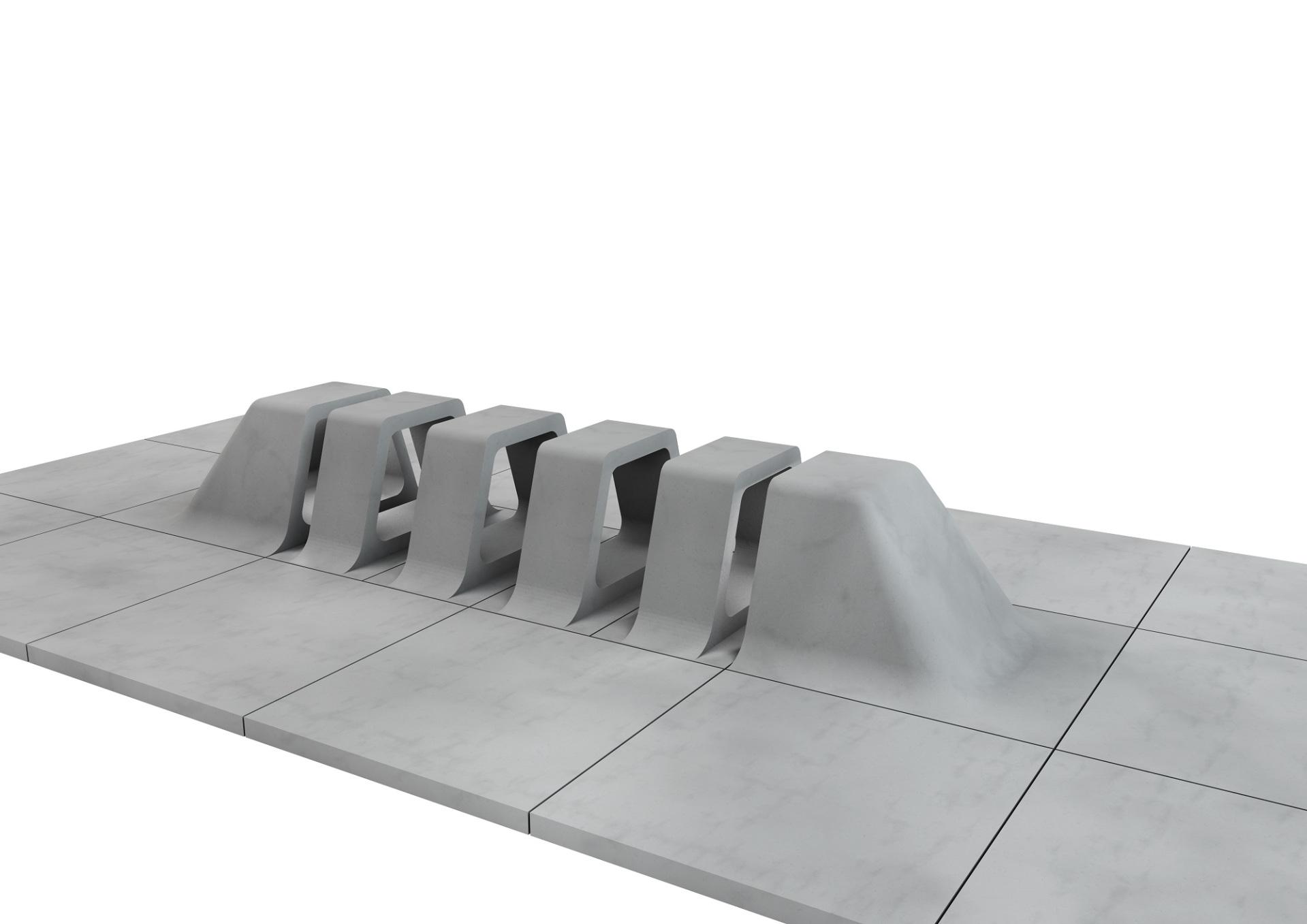 Městský mobiliář a dlažba slide 3
