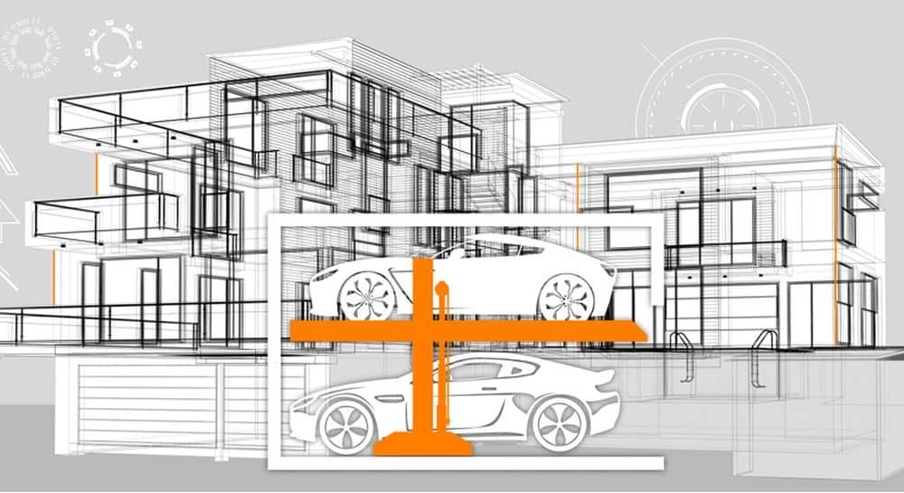 Kam s těmi všemi auty?! Klaus Multiparking má pro vás návrh. slide 1