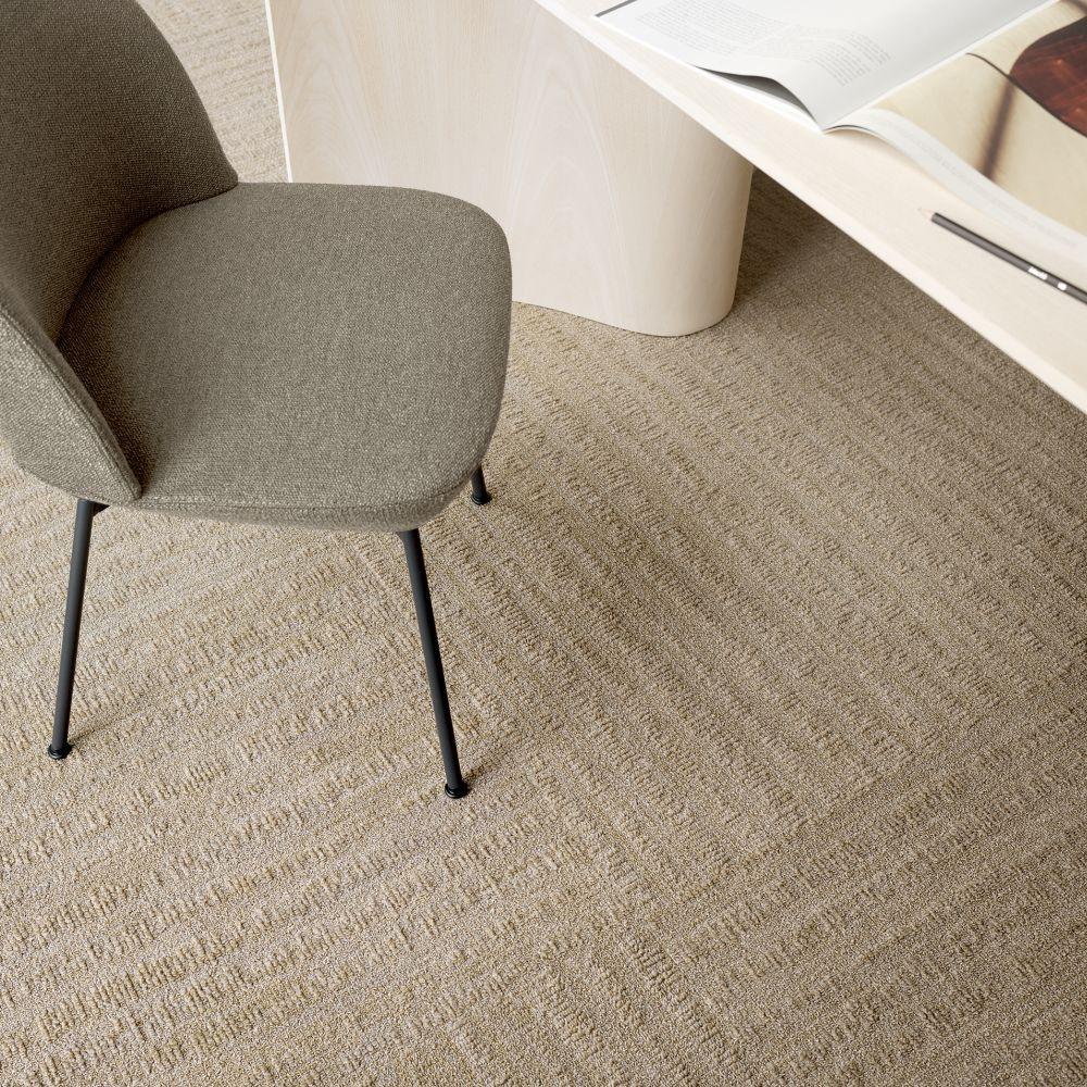 Kouzelné tkaniny. Nadčasové textilie. Ekologicky šetrné koberce. V showroomu Optimal Interier Design.  slide 2