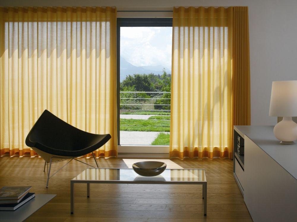 Oblečte svá okna! Pomocí záclon, závěsů či žaluzií slide 8
