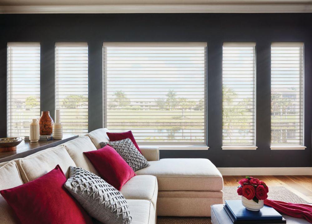 Oblečte svá okna! Pomocí záclon, závěsů či žaluzií slide 19