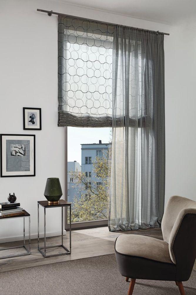Oblečte svá okna! Pomocí záclon, závěsů či žaluzií slide 1