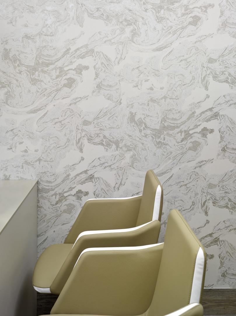 Perfektní symbióza organických tvarů a betonu slide 9