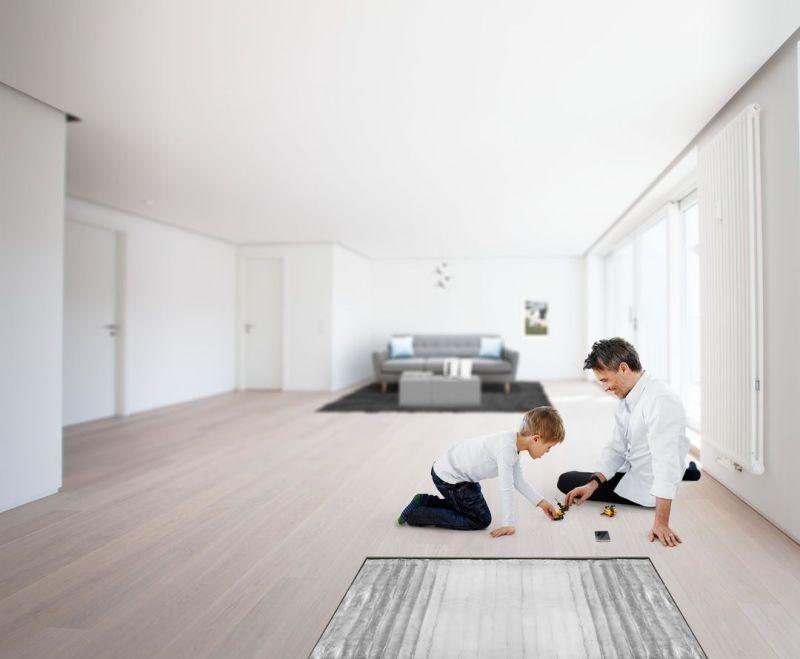 Unikátní podlahové vytápění do malých prostor. Bez kompromisů. slide 2