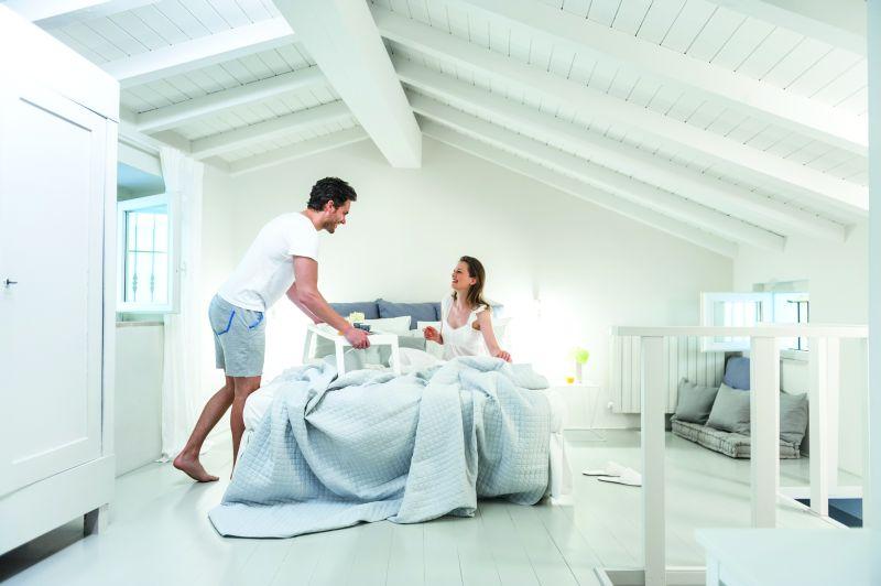 Unikátní podlahové vytápění do malých prostor. Bez kompromisů. slide 0