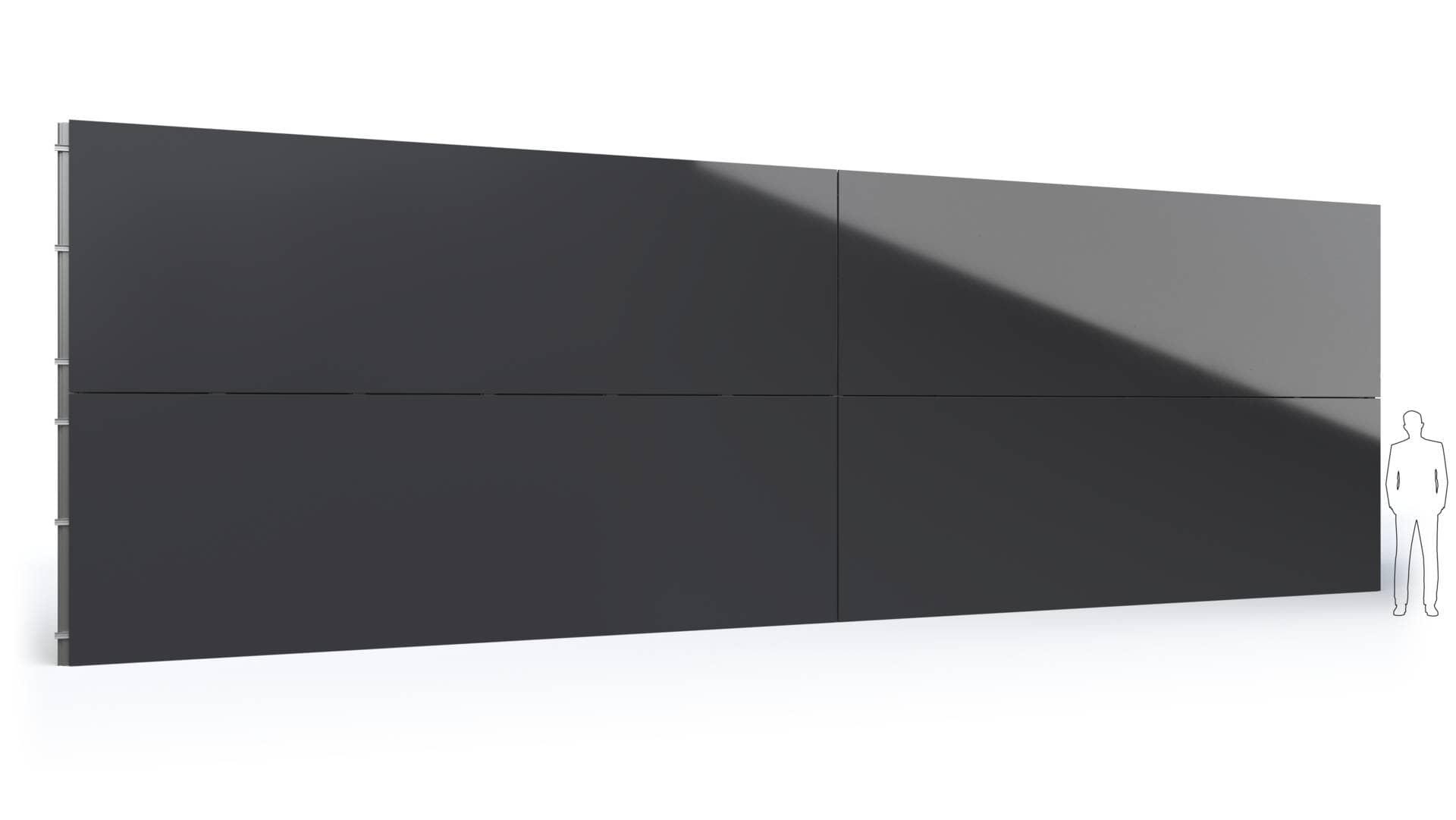 Sci-fi fasádní systém RUUKKI Primo Skyline slide 2