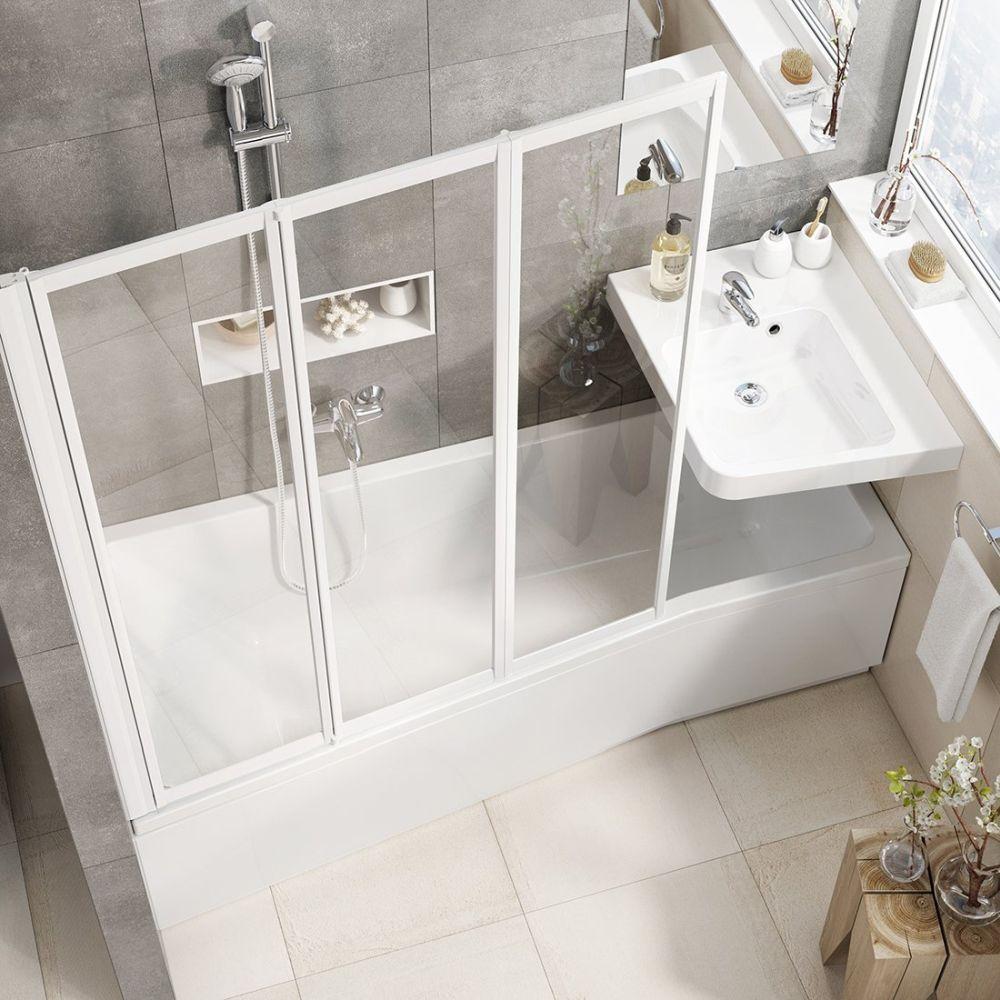 Řešení malé koupelny - 5 žhavých tipů pro vás slide 2