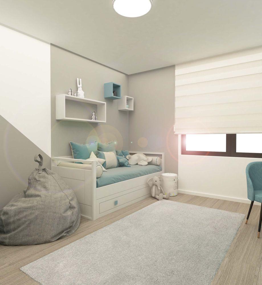 Moderní bydlení v rodinných domech v Hodějicích slide 12