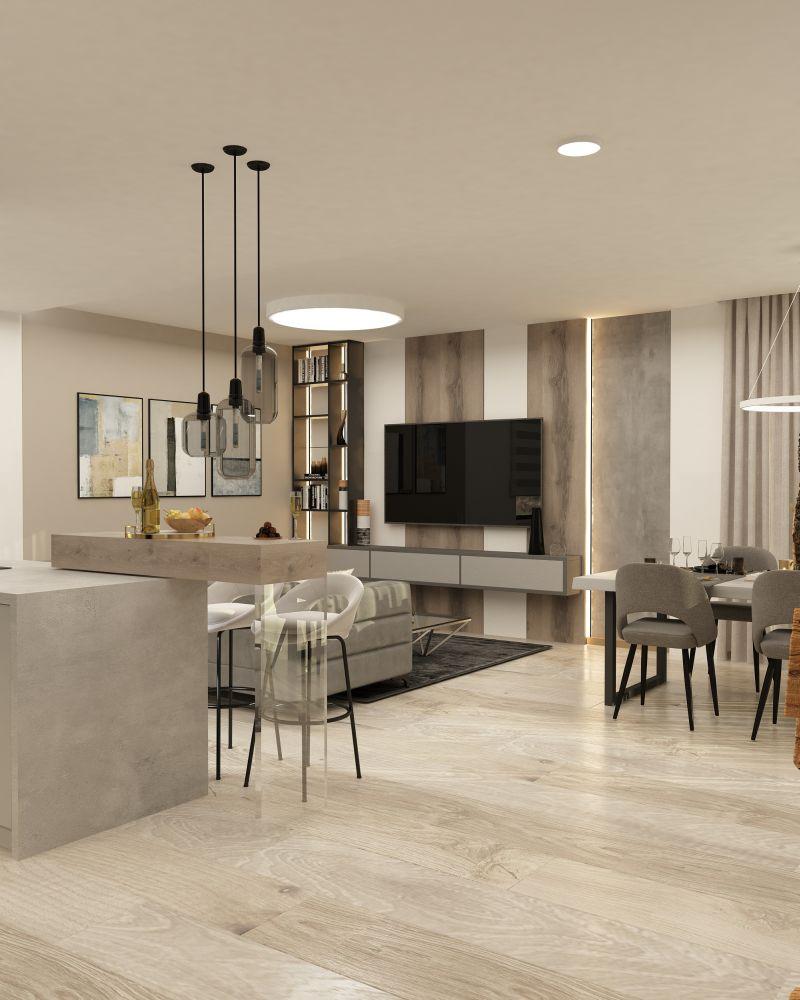 Moderní bydlení v rodinných domech v Hodějicích slide 7