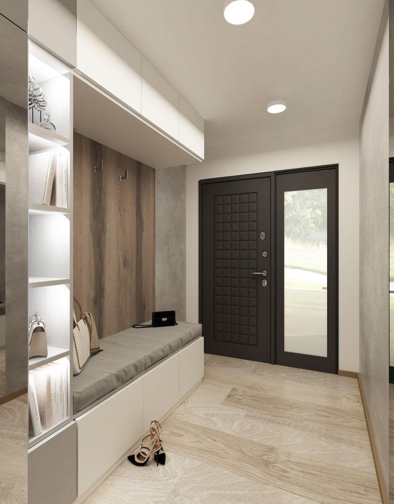 Moderní bydlení v rodinných domech v Hodějicích slide 9