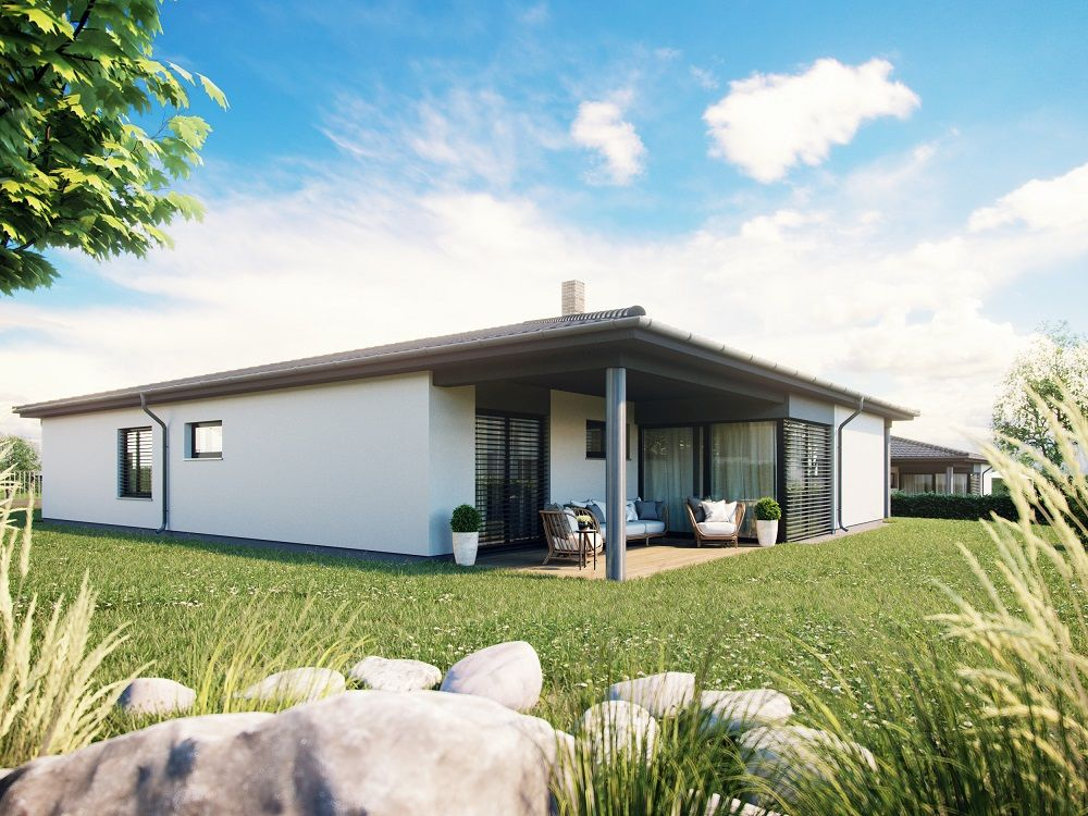 Moderní bydlení v rodinných domech v Hodějicích slide 0
