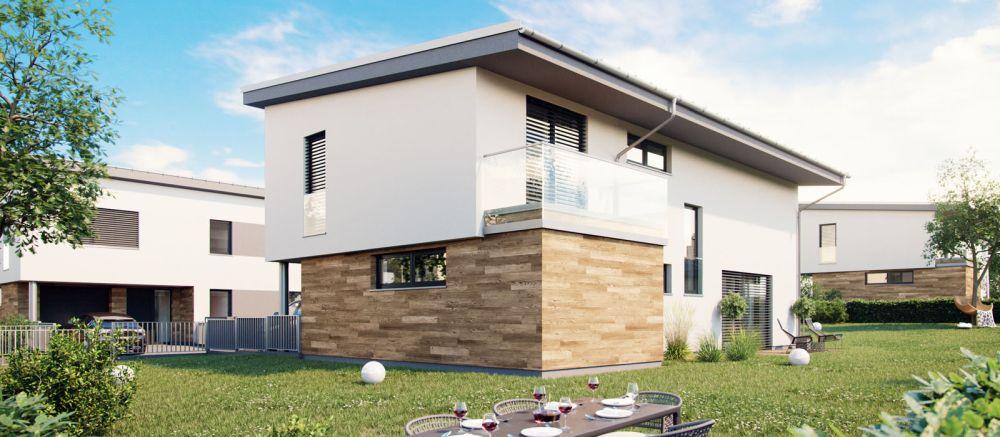 Moderní bydlení v rodinných domech v Hodějicích slide 4