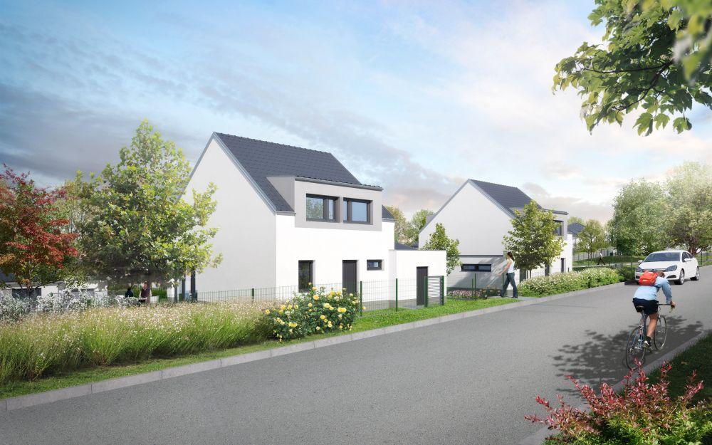 Rodinné domy Lipůvka - moderní bydlení v přírodě  slide 2