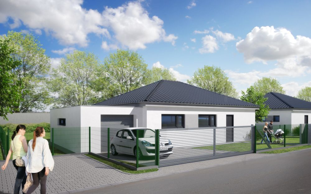 Rodinné domy Lipůvka - moderní bydlení v přírodě  slide 3