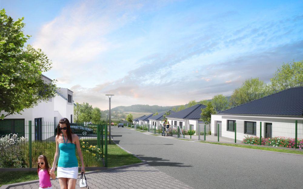 Rodinné domy Lipůvka - moderní bydlení v přírodě  slide 6