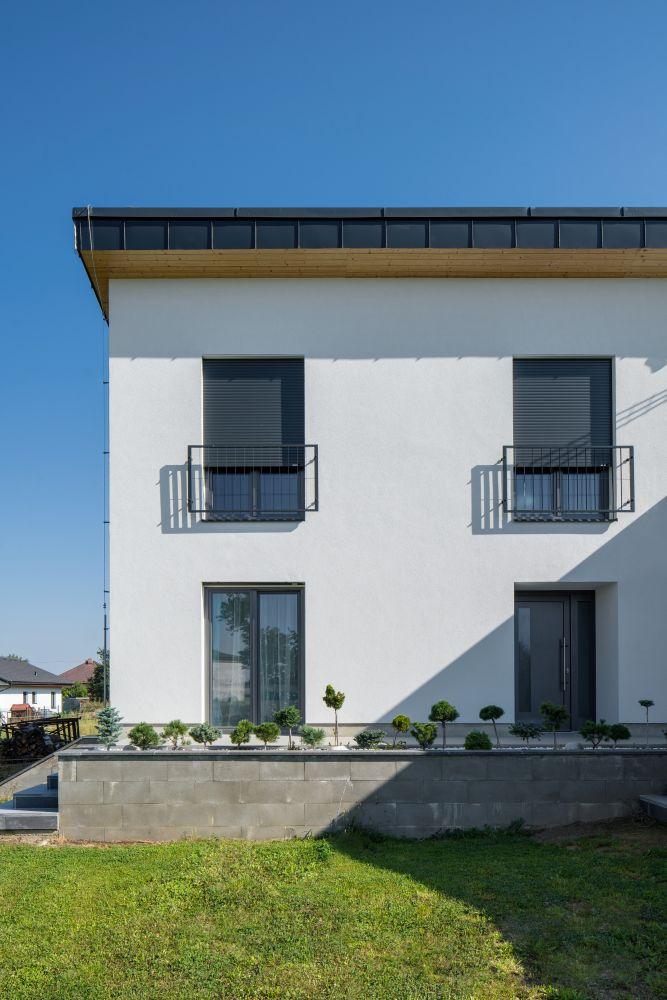 Vzorový pasivní rodinný dům ze systémů HELUZ slide 8