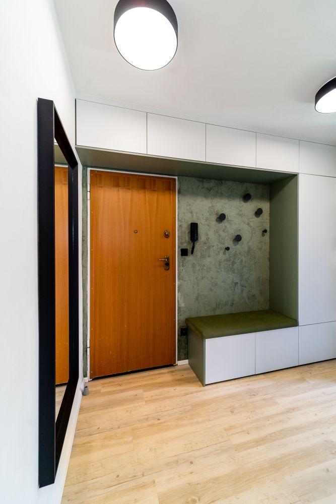 Rekonstrukce malého bytu do svěžích barev slide 11
