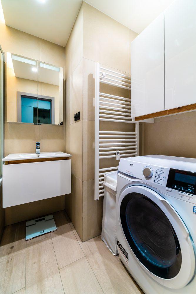Rekonstrukce malého bytu do svěžích barev slide 20