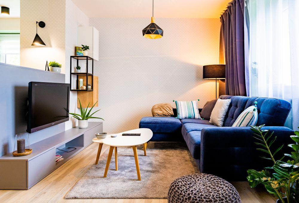 Rekonstrukce malého bytu do svěžích barev slide 9