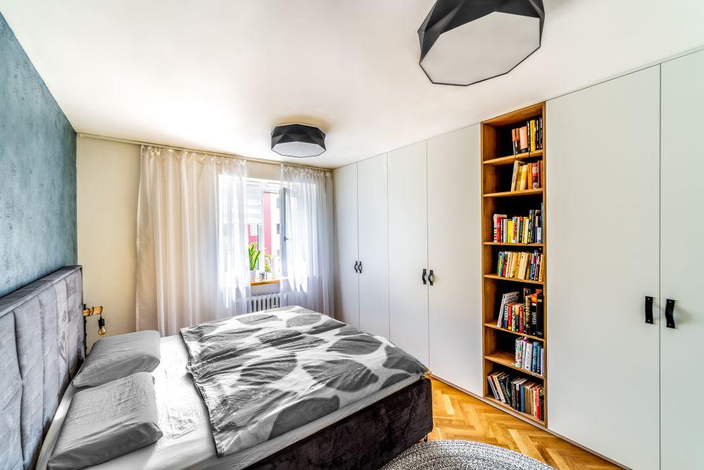 Rekonstrukce malého bytu do svěžích barev slide 14