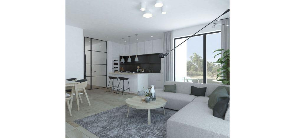 Moderní dvojdomky | Rodinné domy Hajany u Brna slide 4