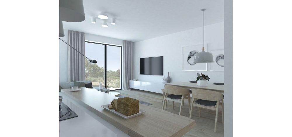 Moderní dvojdomky | Rodinné domy Hajany u Brna slide 5