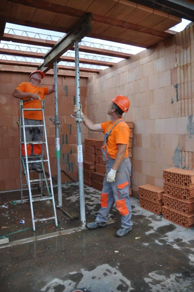 HELUZ pomáhá se stavbou domu i v rámci statiky slide 0