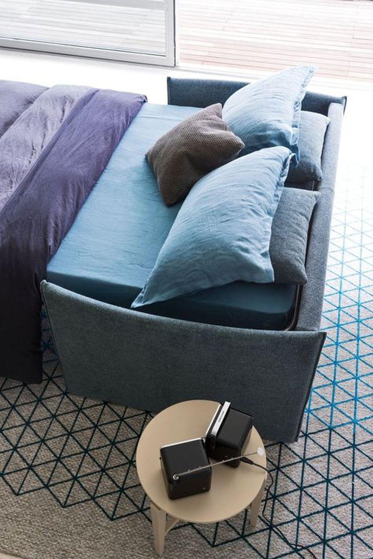 Rozkládací sedačka nafoukne malý byt - vyberte si na showroomu DEHO slide 2