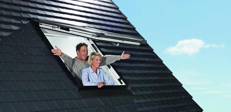 Mycí poloha střešních oken - jak na to? slide 6